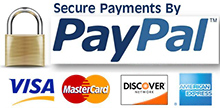 You can pay through Paypal
